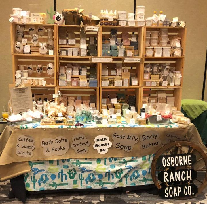 Hand Crafted Natural, Artisan and Vegan Soaps for Sale in Florida